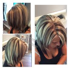 platinum blonde and dark brown highlights stunning platinum blonde highlights on red hair chunky and pics of