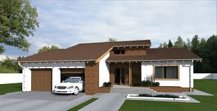 attic style bungalow house pm04 267 square meters 2873 square