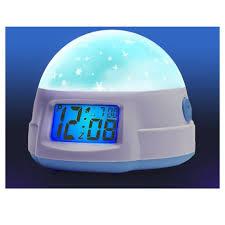 night light alarm clock timelink nightlight color changing alarm clock timelink target