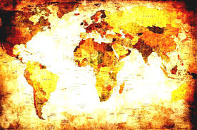 World Maps For Sale by Real Treasure Maps Found Lost Treasures Hidden Around The World