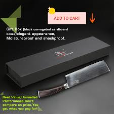 aliexpress com buy haoye 7 inch cut vegetable knives damascus