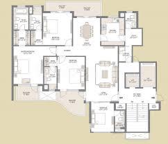 emaar mgf developers emaar mgf palm terraces select floor plan