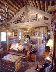 pictures of log home interiors small log cabin interiors home design