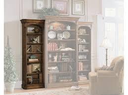 Hooker Bookcases Hooker Furniture Home Office Brookhaven Left Bookcase 281 10 541