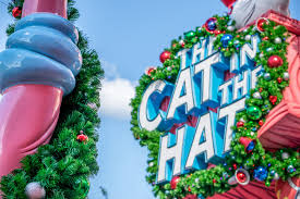 a photographic look into the holidays at universal orlando
