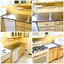 Kitchens With Stainless Steel Countertops G U0026s Metalworx U2013 Metal Fabricarion Wilmington Nc 910 274 8833