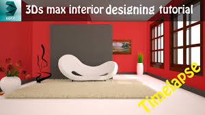 3ds max interior designing tutorial vray lighting and rendering