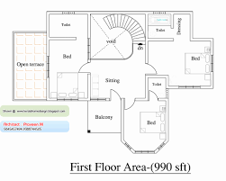 indian home plan free home plans india unique south indian house plan for 1000 sq ft