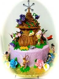 fairy cakes tinkerbell friends tinkerbell