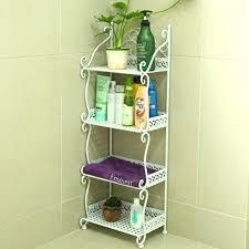 bathroom storage rack argos metal chocolate brown bath towel