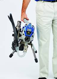 graco 390 pc electric airless sprayer
