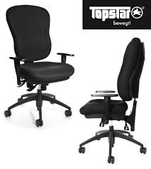 topstar premium xxl size office chair wellpoint 30 8060kbc0e