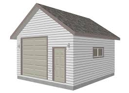 cabin garage plans g51 18 x 20 x 10 garage plans free house plan reviews