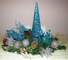 Christmas Decorations In Blue And Silver by Winning Silver And Blue Christmas Decoration Ideas Decorating