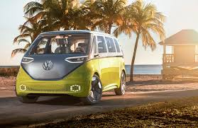 volkswagen minibus volkswagen gives green light to i d buzz microbus production
