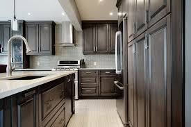 Office Kitchen Furniture by Superior Cabinets Says Stain Fusion Finishes On Mdf Is Its Top