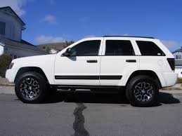 1oneseven7 2006 Jeep Grand Cherokee Specs Photos Modification