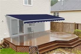 outdoor awning fabric china low price outdoor retractable aluminum awning economical