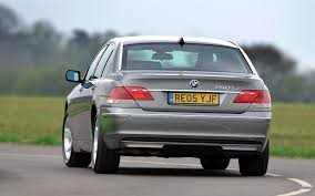 bmw 7 series saloon review 2002 2008 parkers