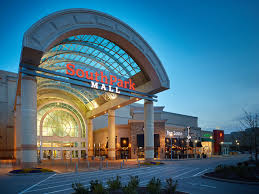 Southpark Mall Map Southpark Mall Starwood Retail Partners