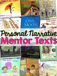 12 books to teach personal narrative true life i u0027m a teacher