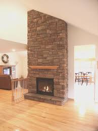 fireplace creative free standing direct vent gas fireplace