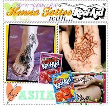 kool aid tattoos homemade henna here is a quick little tip on