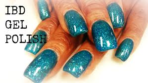 gel polish color by ibd youtube