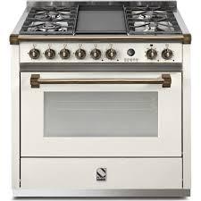 piano cuisine gaz piano de cuisson steel ascot 90 cm four vapeur a9s 4t dcharby