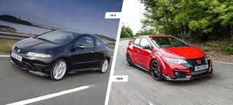nissan micra vs renault pulse is the new civic type r better than the old one carwow