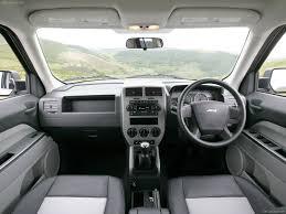 jeep compass rear interior jeep patriot uk 2007 pictures information u0026 specs