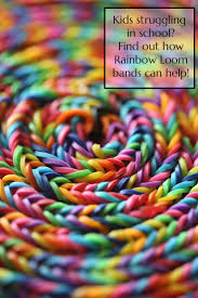 rainbow loom rubber bands are great gift ideas for kids