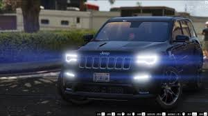 2014 blue jeep grand cherokee 2014 jeep grand cherokee srt gta5 mods com