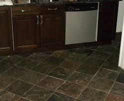 slate floor tile reviews