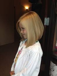 shoulder length bob haircuts for kids 25 belles coupes pour petites filles girl haircuts angled bobs