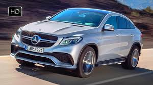 suv benz 2016 mercedes amg gle 63 sport coupe 4matic suv trailer hd youtube