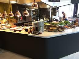 petit buffet cuisine buffet petit déjeuner avec cuisine ouverte picture of thon hotel