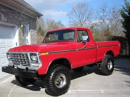 used ford 4x4 trucks for sale purchase used ford automatic 4x4 single cab 1979 f100