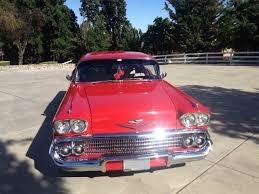 1958 chevrolet impala for sale on classiccars com 42 available