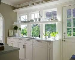 Kitchen Window Ideas 22 Kitchen Window Shelves Ideas Best 25 Shelf Above Window Ideas