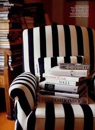Striped Living Room Chair Striped Armchairs Foter