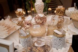candy table for wedding wedding ideas ideas for a neutral colored wedding shower