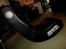 X Rocker Gaming Chair Price X Rocker Rockster 2 1 Gaming Chair Black Ebay