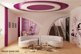 False Ceiling Designs For Living Room  Photos Structure Lighting - Designs for ceiling of living room