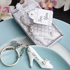 glass slipper party favor cinderella s slipper keychains keychains favors and favor favor