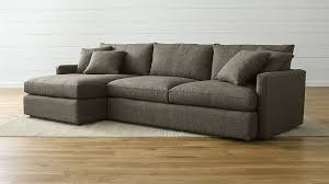 Sectional Sofa Small by Chaise Lounge Lounge Ii 2 Piece Sectional Sofa Small Sectional