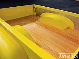 wooden truck bed 1001cct 02 o 1951 ford f1 pickup truck restored wooden truck bed