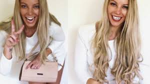 kylie hair couture extensions reviews day to night look koko couture hair extensions youtube