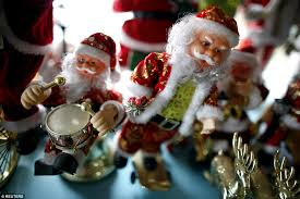 Commercial Christmas Decoration Suppliers Uk by The Town Where Christmas Lasts All Year Long Yiwu In China U0027s