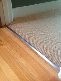 Laminate Floor Door Threshold Door Thresholds Tips U0026 Ideas Carpetrunners